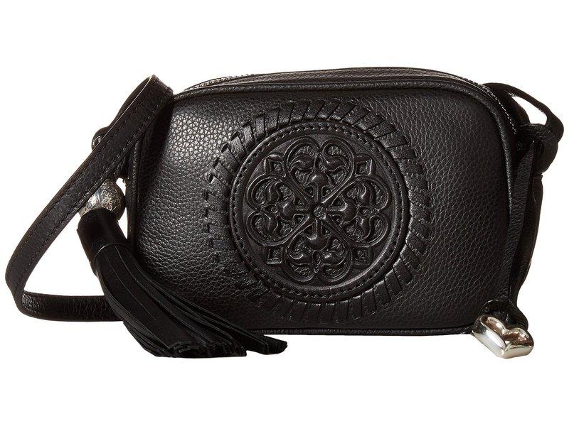 ブライトン レディース ハンドバッグ バッグ Mona Mini Camera Bag Black