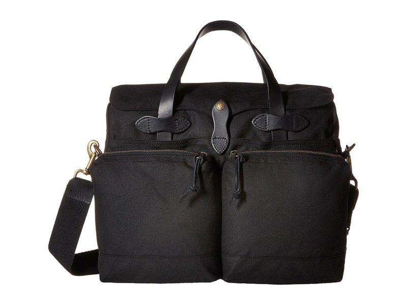 フィルソン メンズ ビジネス系 バッグ 24 Hour Tin Briefcase Black