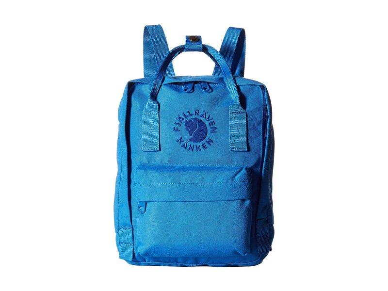 フェールラーベン メンズ バックパック・リュックサック バッグ Re-Knken Mini UN Blue