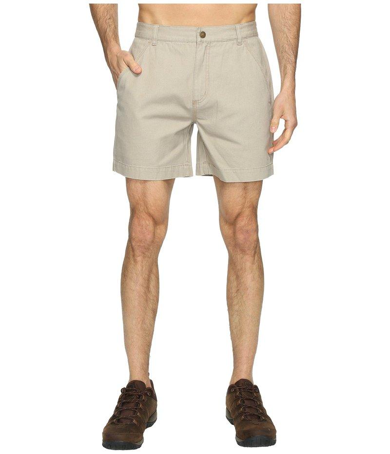 ロイヤルロビンズ メンズ ハーフパンツ・ショーツ ボトムス Billy Goat Shorts Khaki