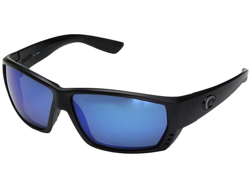 コスタ メンズ サングラス・アイウェア アクセサリー Tuna Alley 580 Mirror Glass Blackout/Blue Mirror 580 Glass Lens