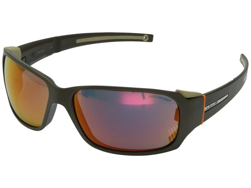ジュルボアイウェア メンズ サングラス・アイウェア アクセサリー Montebianco Sunglasses Orange With Spectron 3 Color Flash Lens