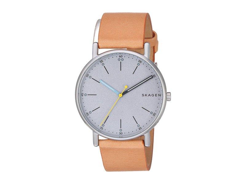 スカーゲン メンズ 腕時計 アクセサリー Signatur - SKW6373 Brown
