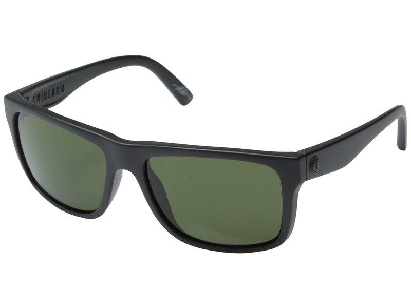 エレクトリックアイウェア メンズ サングラス・アイウェア アクセサリー Swingarm Matte Black/M Grey