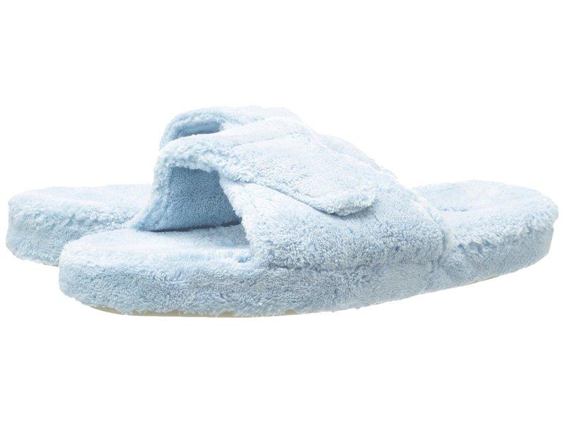 エイコーン レディース サンダル シューズ Spa Slide II Powder Blue