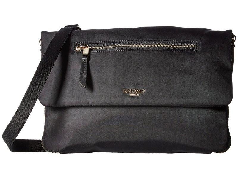クノモ レディース PC・モバイルギアケース アクセサリー Mayfair Elektronista Digital Clutch Bag Black