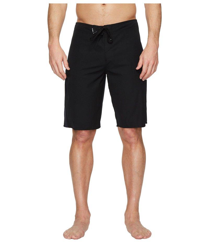 オニール メンズ ハーフパンツ・ショーツ 水着 Superfreak Superfreak Series Boardshorts Black