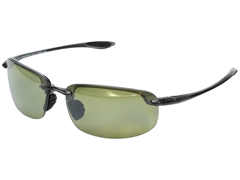 マウイジム メンズ サングラス・アイウェア アクセサリー Hookipa Reader Universal Fit 2.00 Smoke Grey/Maui HT