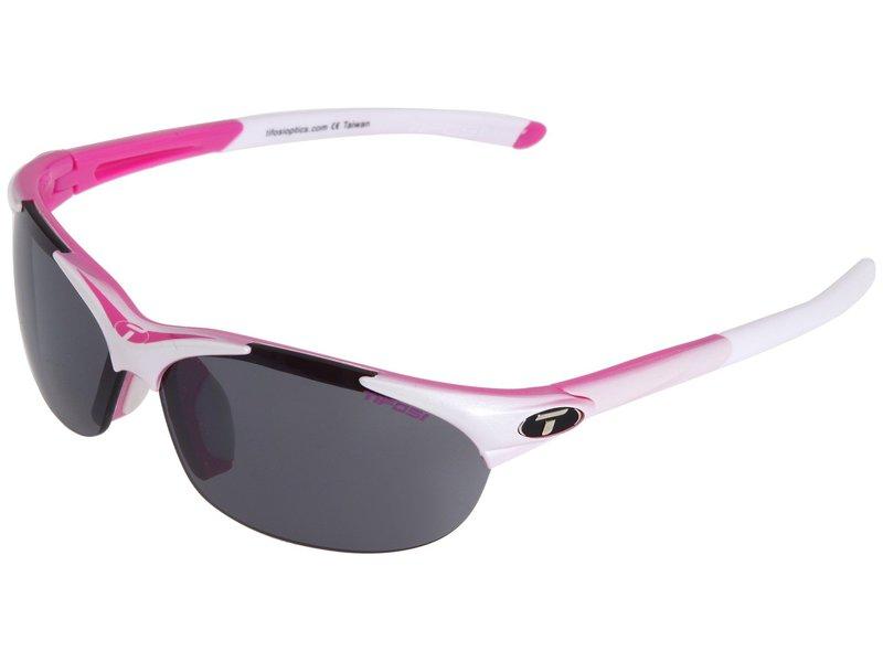 テフォシー メンズ サングラス・アイウェア アクセサリー Wisp Interchangeable Race Pink/Smoke/AC Red/Clear Lens