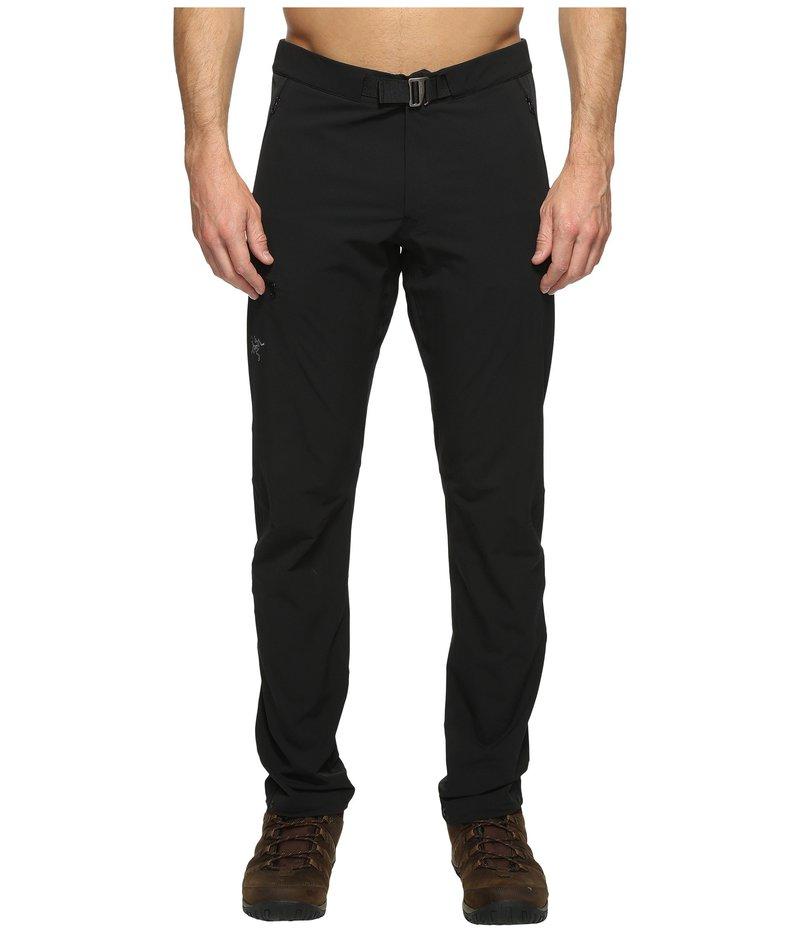 アークテリクス メンズ カジュアルパンツ ボトムス Gamma LT Pants Black