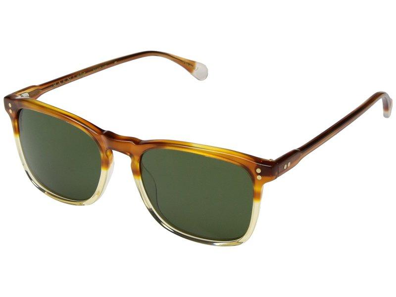 レーン メンズ サングラス・アイウェア アクセサリー Wiley Honey Havana Green