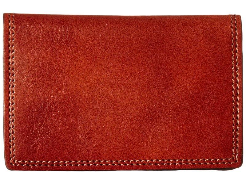 ボスカ メンズ 財布 アクセサリー Dolce Collection - Calling Card Case Amber