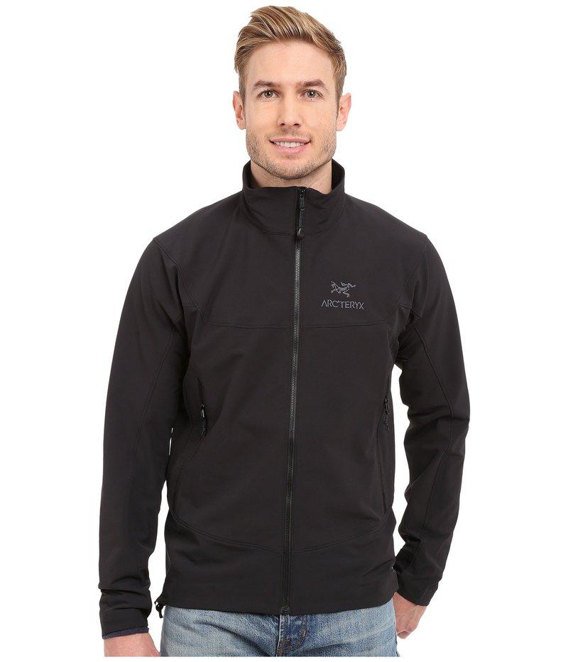 アークテリクス メンズ コート アウター Gamma LT Jacket Black