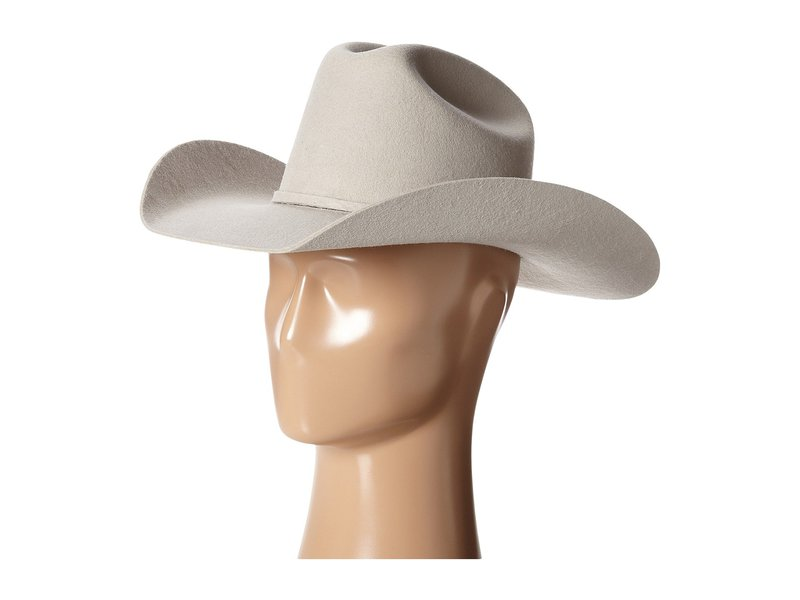 エムエフウエスターン メンズ 帽子 アクセサリー Dallas Silver Belly