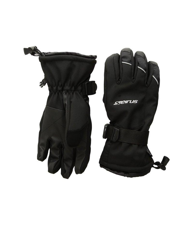 セイラス レディース 手袋 アクセサリー Brook Gloves Black