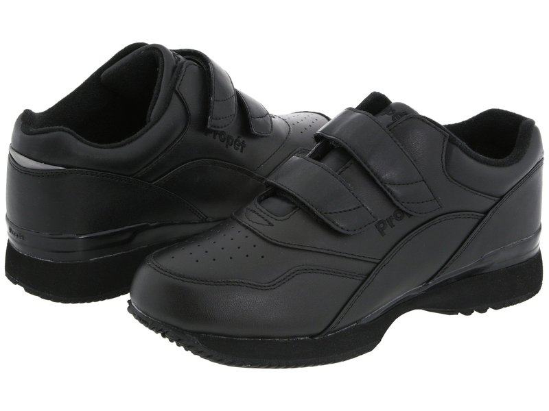 プロペット レディース スニーカー シューズ Tour Walker Medicare/HCPCS Code = A5500 Diabetic Shoe Black