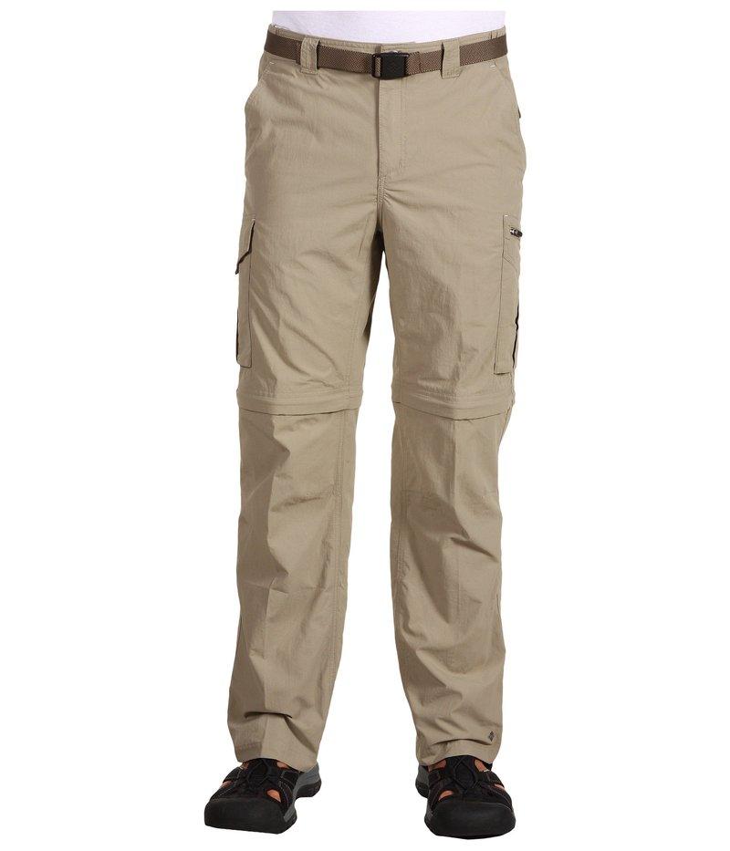コロンビア メンズ カジュアルパンツ ボトムス Silver Ridge Convertible Pant Tusk