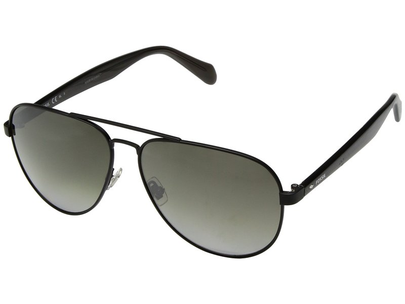 フォッシル メンズ サングラス・アイウェア アクセサリー Fossil 2061/S Black/Green