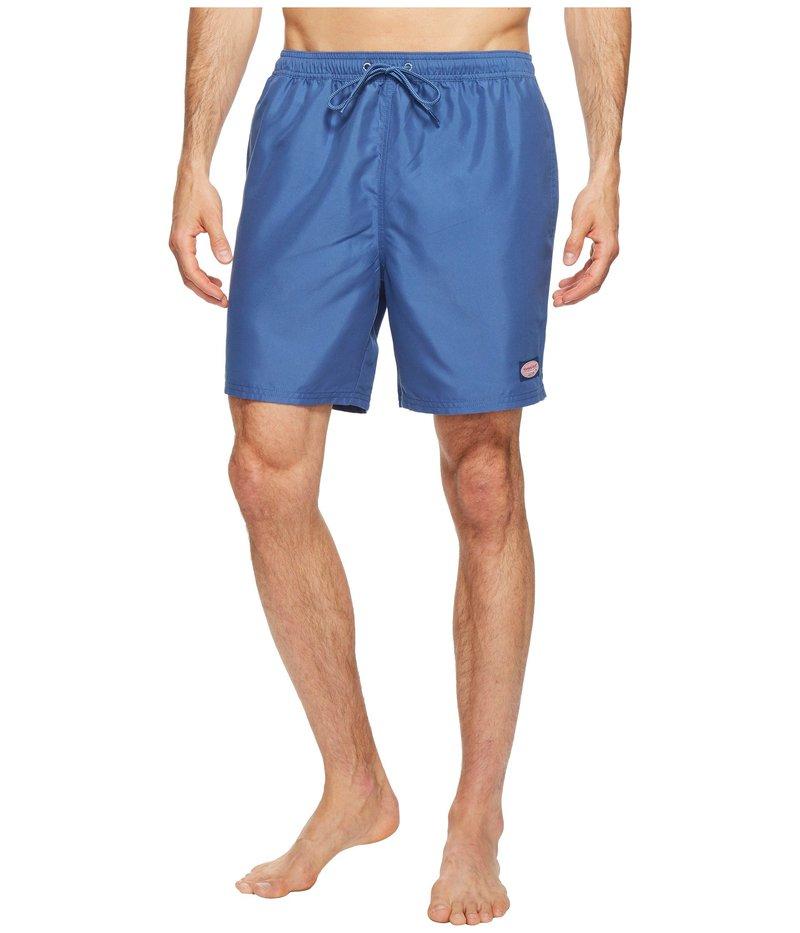 ヴァインヤードヴァインズ メンズ ハーフパンツ・ショーツ 水着 Solid Bungalow Shorts Moonshine