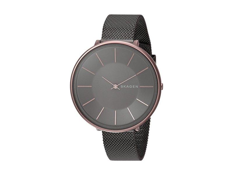 スカーゲン レディース 腕時計 アクセサリー Karolina - SKW2689 Gunmetal
