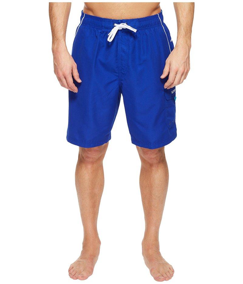 スピード メンズ ハーフパンツ・ショーツ 水着 Marina Volley Swim Trunk Dark Blue