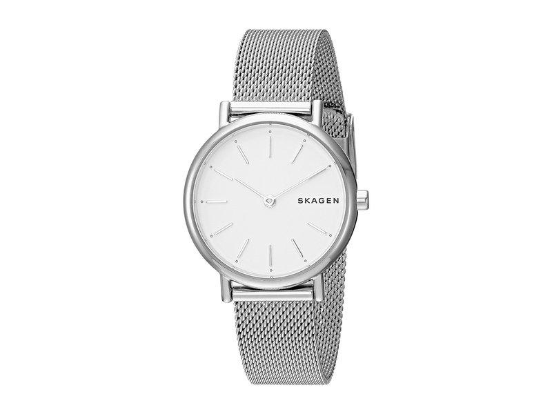 スカーゲン レディース 腕時計 アクセサリー Signatur - SKW2692 Silver