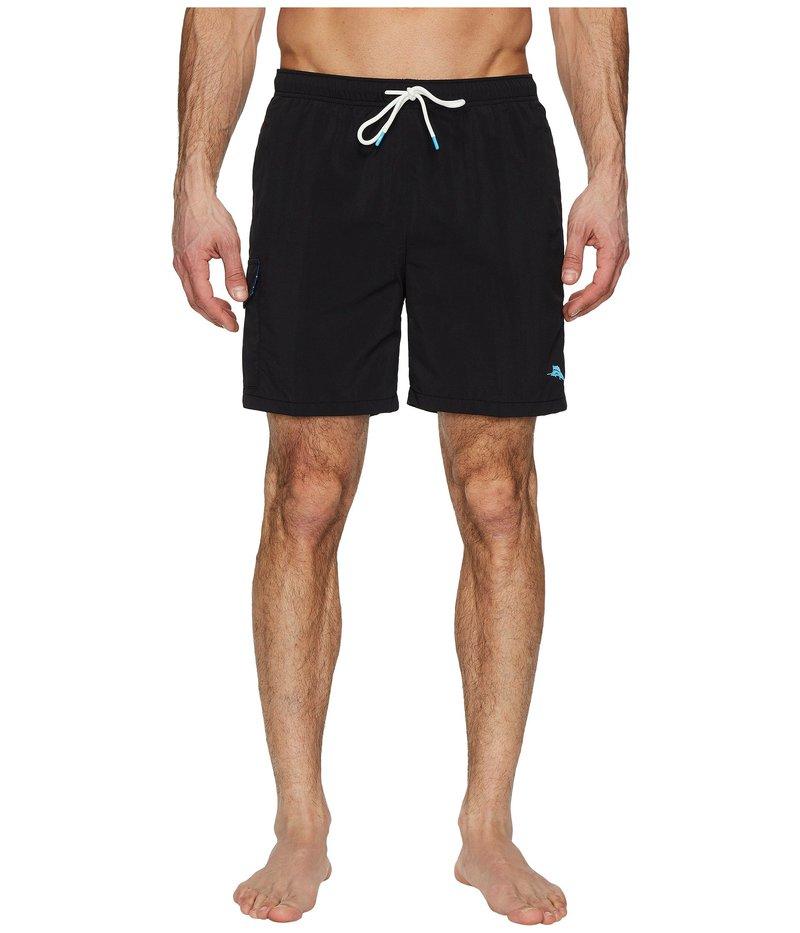 トッミーバハマ メンズ ハーフパンツ・ショーツ 水着 Naples Coast Swim Trunk Black
