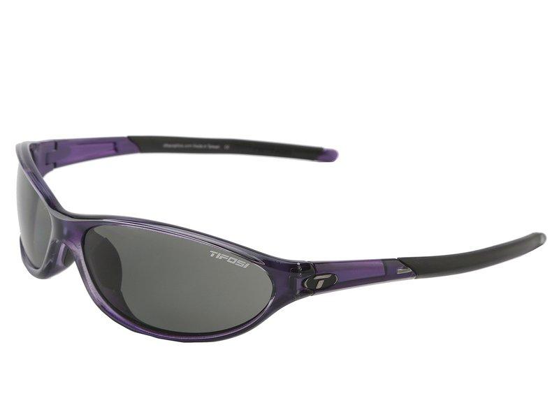 テフォシー メンズ サングラス・アイウェア アクセサリー Alpe 2.0 Polarized Crystal Purple/Smoke Polarized Lens
