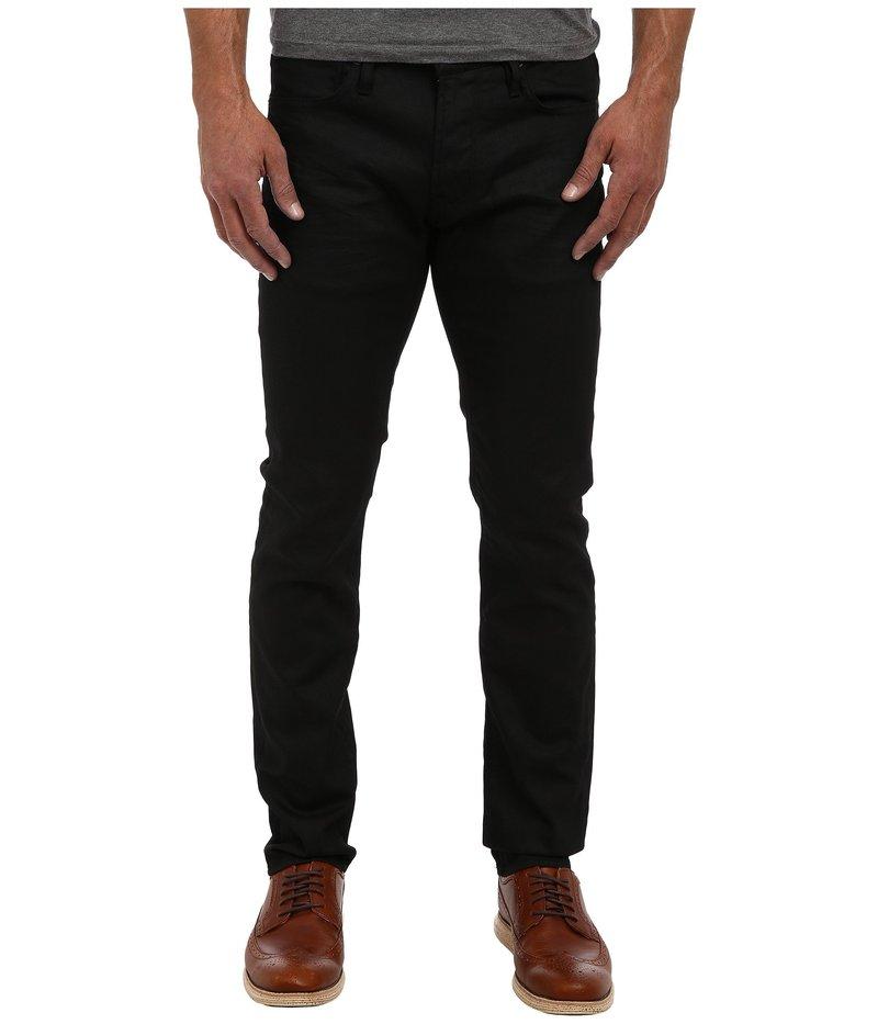 ジョンバルバトス メンズ デニムパンツ ボトムス Bowery Fit Jean in Jet Black Jet Black