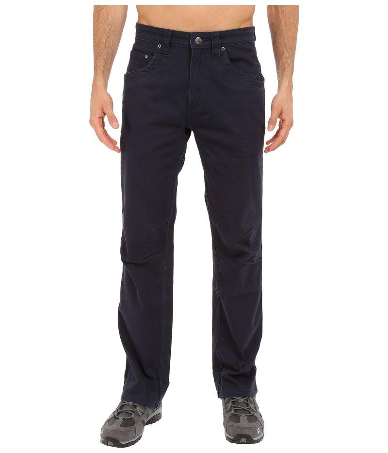 マウンテンカーキス メンズ カジュアルパンツ ボトムス Camber 105 Pant Navy
