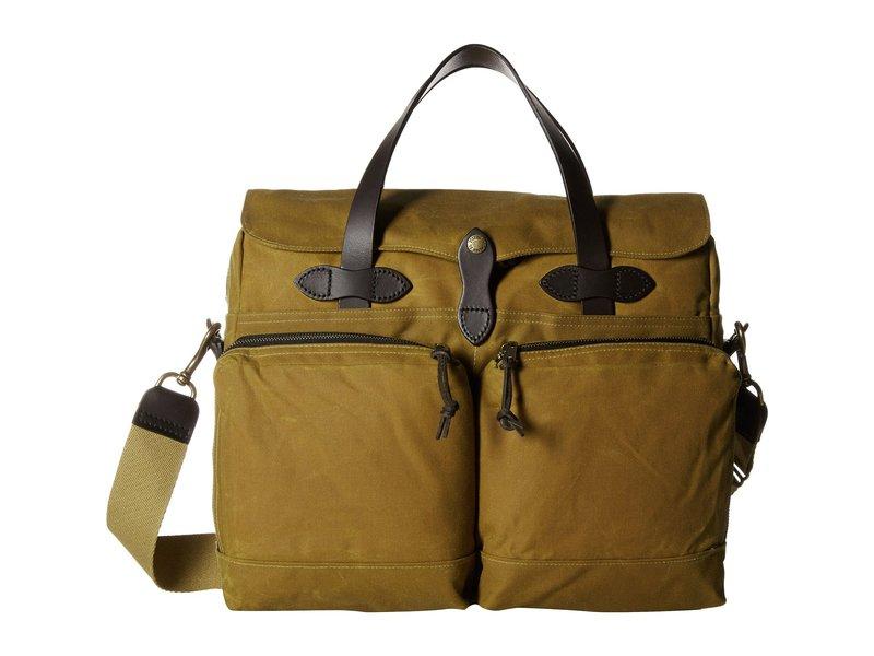 フィルソン メンズ ビジネス系 バッグ 24 Hour Tin Briefcase Dark Tan