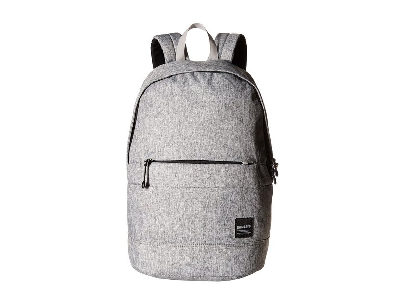 パックセーフ レディース バックパック・リュックサック バッグ Slingsafe LX300 Anti-Theft Backpack Tweed Grey