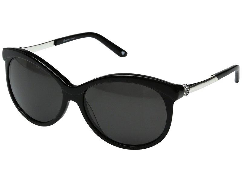 ブライトン レディース サングラス・アイウェア アクセサリー Meridian Sunglasses Black