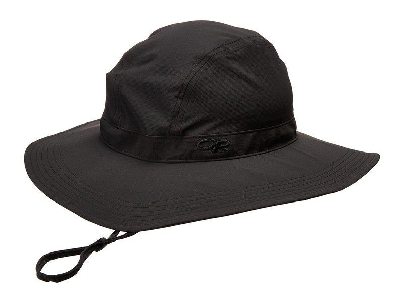 アウトドアリサーチ メンズ 帽子 アクセサリー Ferrosi Wide-Brim Hat Black