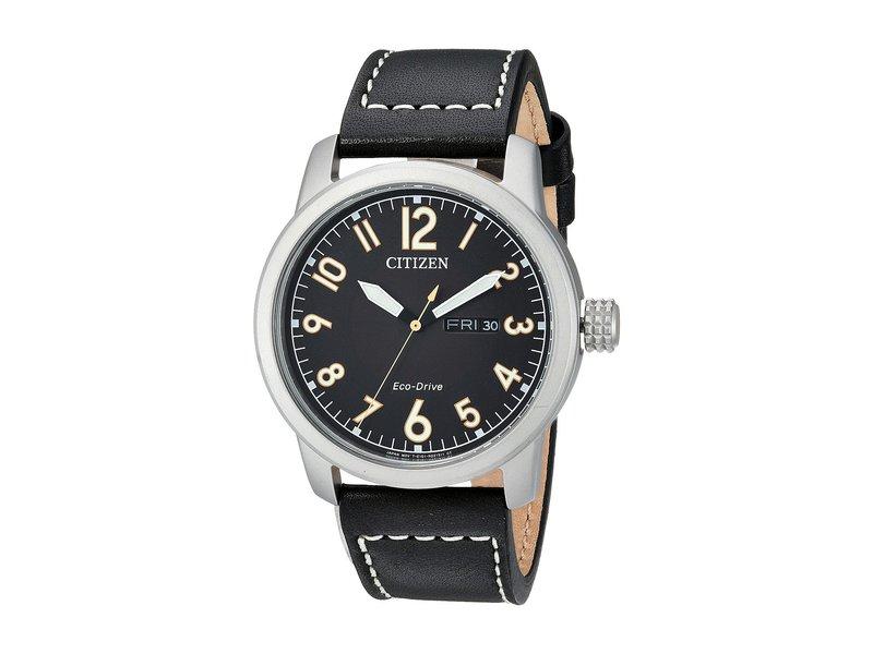 シチズンウォッチ メンズ 腕時計 アクセサリー BM8471-01E Eco-Drive Black