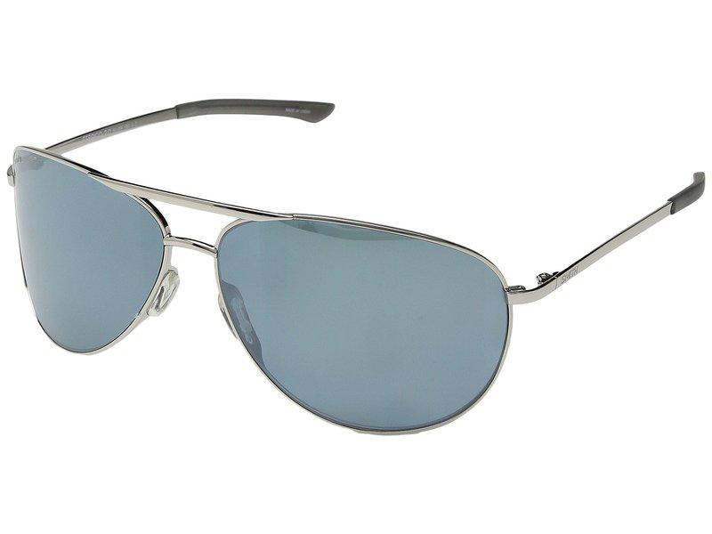 スミスオプティックス メンズ サングラス・アイウェア アクセサリー Serpico 2 Silver/Platinum ChromaPop Polarized Lens