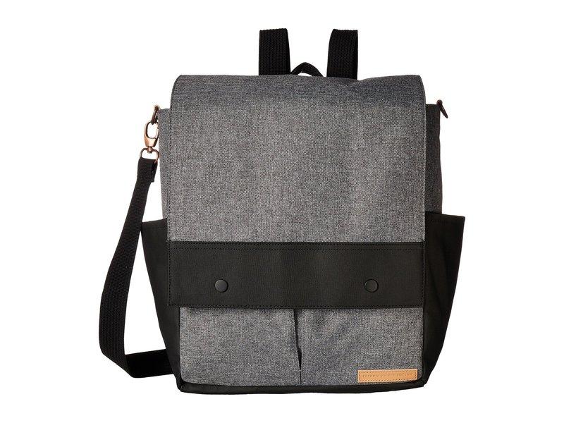 ペチュニアピックルボトム レディース マザーズバッグ バッグ Glazed Color Block Pathway Pack Graphite/Black