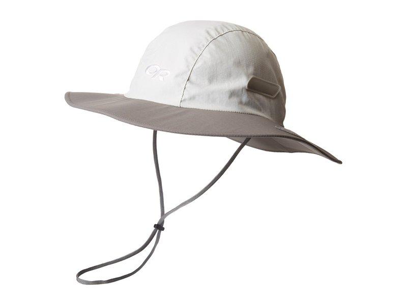 アウトドアリサーチ メンズ 帽子 アクセサリー Seattle Sun Sombrero Alloy/Pewter