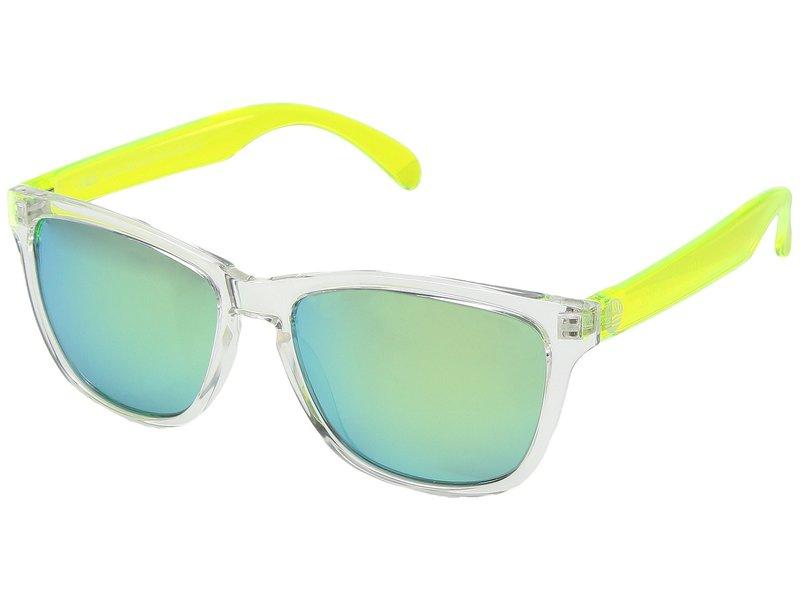 サンスキ メンズ サングラス・アイウェア アクセサリー Original Clear/Lime