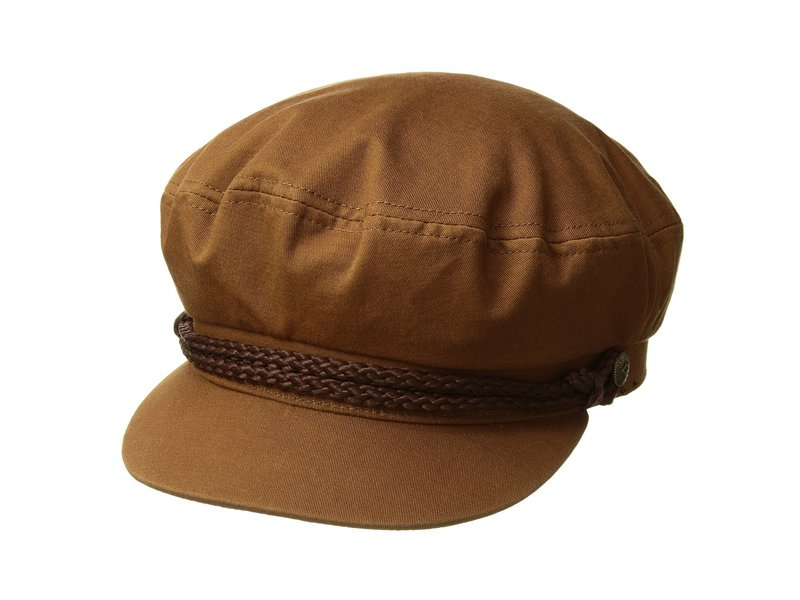 ブリクストン メンズ 帽子 アクセサリー Fiddler Cumin