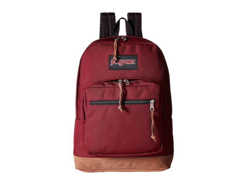 ジャンスポーツ メンズ バックパック・リュックサック バッグ Right Pack Russet Red