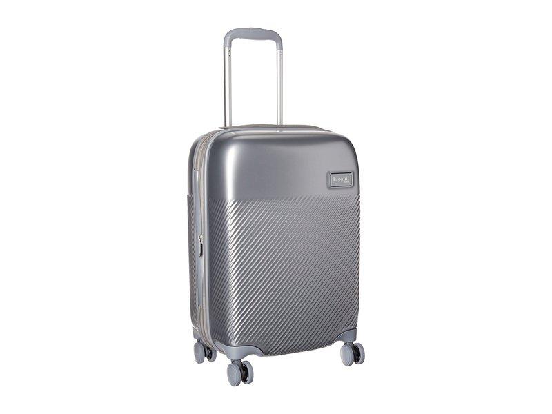 リパルトパリ レディース ボストンバッグ バッグ Dazzling Plume 22 Carry-On Spinner Pearl Grey