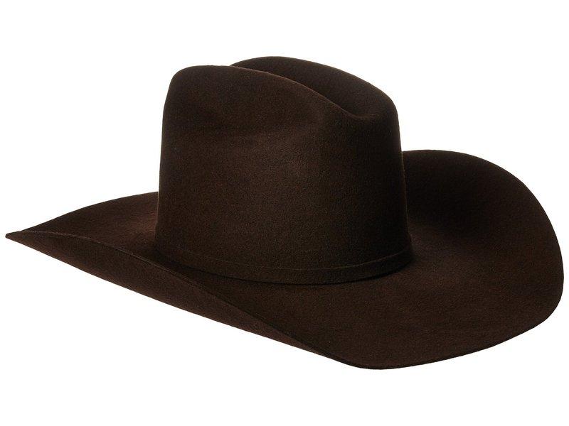 アリアト メンズ 帽子 アクセサリー A7520047 Chocolate