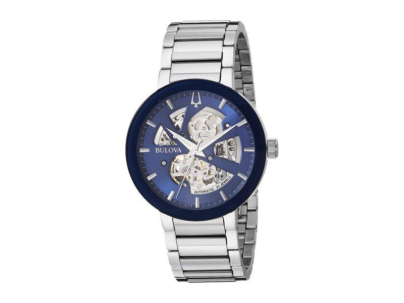 ブロバ メンズ 腕時計 アクセサリー Modern - 96A204 Stainless