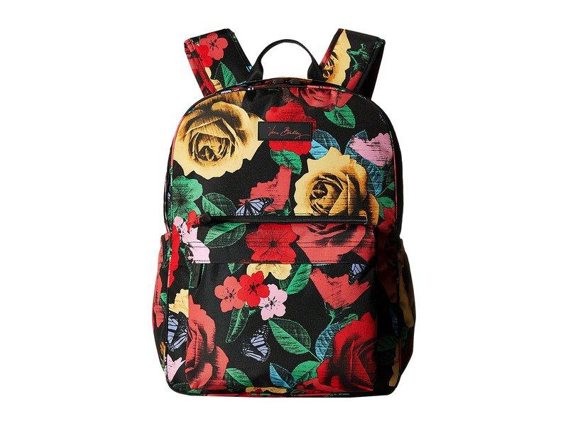 ベラブラッドリー レディース バックパック・リュックサック バッグ Lighten Up Grande Laptop Backpack Havana Rose