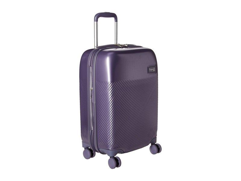 リパルトパリ レディース ボストンバッグ バッグ Dazzling Plume 22 Carry-On Spinner Pearl Purple
