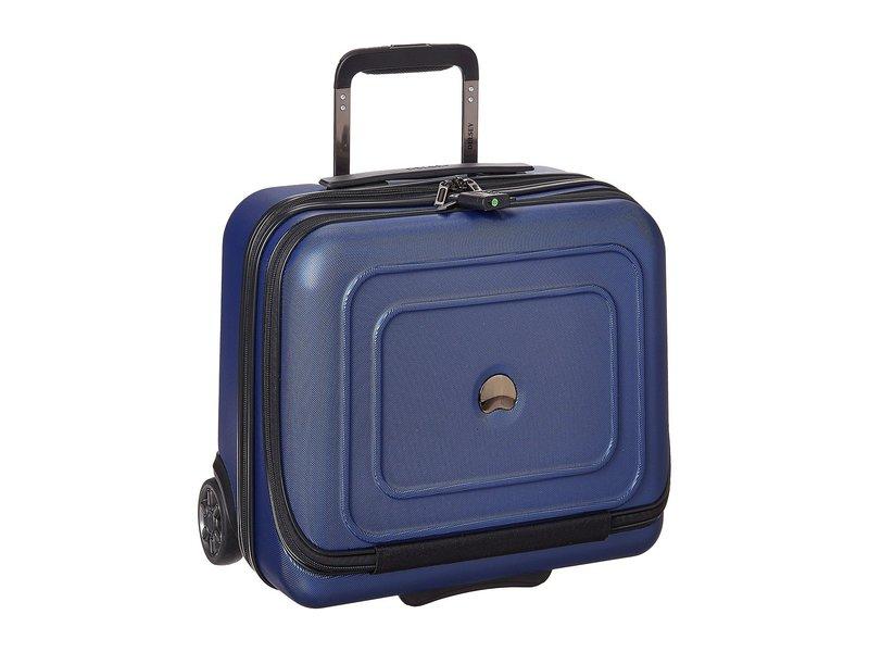 デルシー メンズ ボストンバッグ バッグ Cruise Lite Hardside 2-Wheel Under-Seater Blue