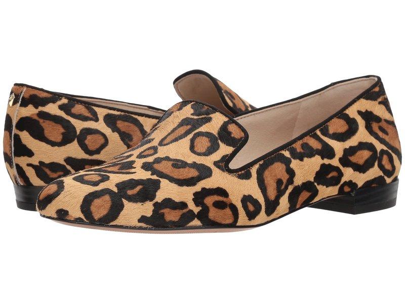 サムエデルマン レディース スリッポン・ローファー シューズ Jordy New Nude Leopard Special Leopard Brahma Hair