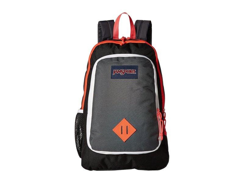 ジャンスポーツ メンズ バックパック・リュックサック バッグ Super Sneak Black/Fluorescent Red