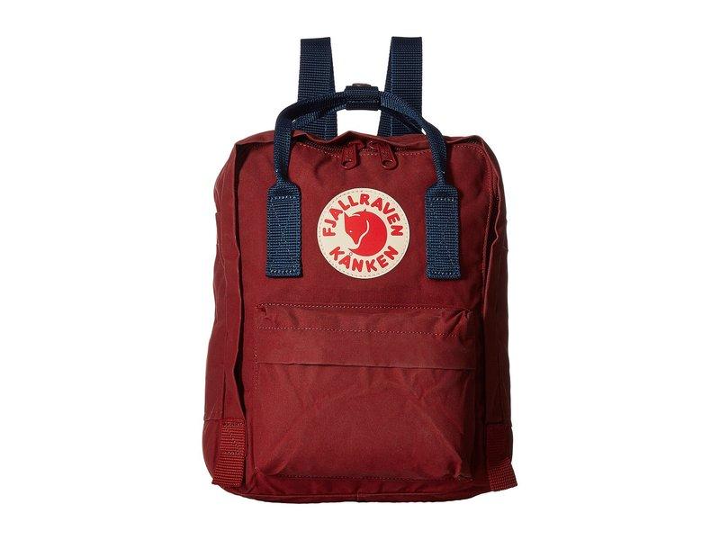 フェールラーベン メンズ バックパック・リュックサック バッグ Knken Mini Ox Red/Royal Blue